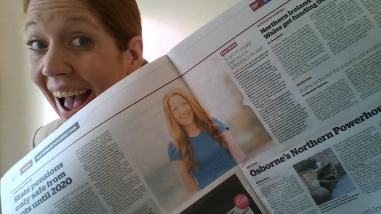 Kerri L Watt | i newspaper