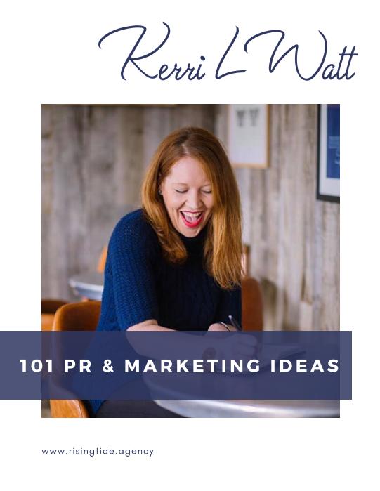 PR Ideas