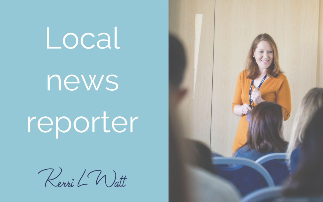 Local News Reporter