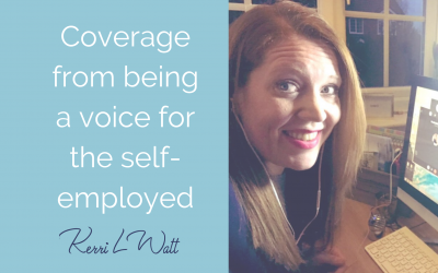 Voice of the self-employed